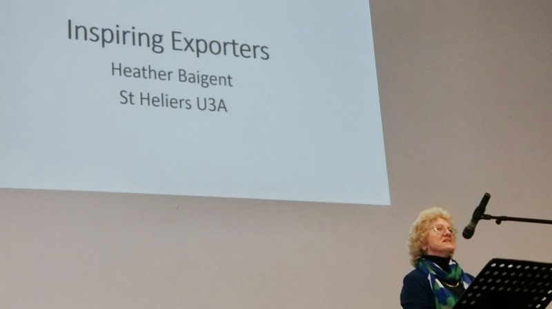 "Heather Baigent - St Heliers ""NZ Exports"